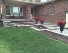 exterior landscape design 250B