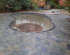 exterior landscape design swimming pool landscaping
