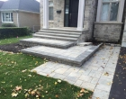 exterior landscape design landscape stairs design