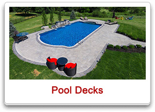 core precision pool decks