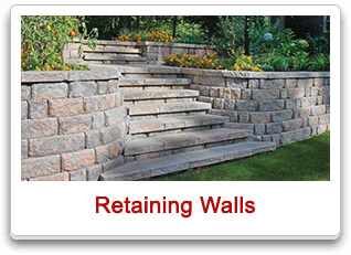 retaining walls by core precision