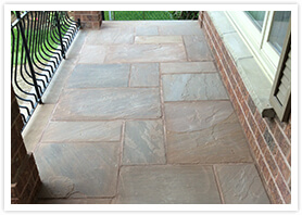 custom flagstone patios kleinburg 5