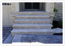 custom flagstone steps kleinburg 8