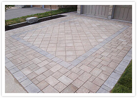 richmond Hill driveway design services