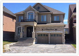 driveway installation in vaughan ontario