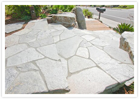 flagstone path vaughan 2