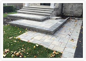 flagstone walkways kleinburg 1