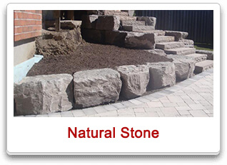 natural stone maple