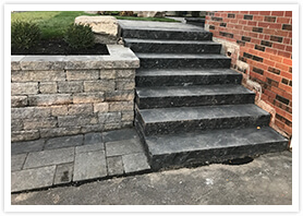 natural stone retaining walls vaughan 02