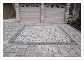 stone driveways in richmond Hill